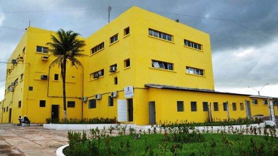 Pedrinhas Penitentiary in São Luís, Maranhão in northeastern Brazil