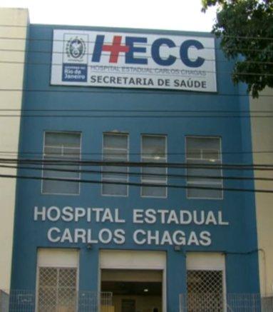Victim was taken to Hospital Estadual Carlos Chagas