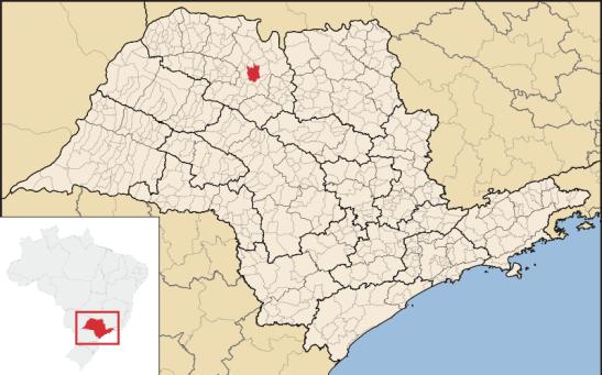 São José do Rio Preto in São Paulo state