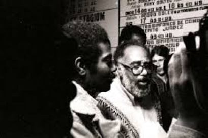 During the hard years of the dictatorship, activist Abdias do Nascimento went into exile in the US. He would return in the 1970s and participate in the formation of the MNU