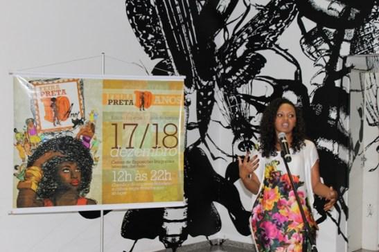 Adriana Barbosa, founder of Feira Preta