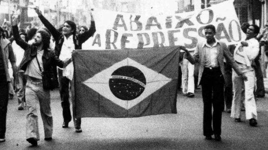 Protest against dictatorship