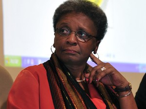 Minister for the Promotion of Racial Equality, Luiza Biarros