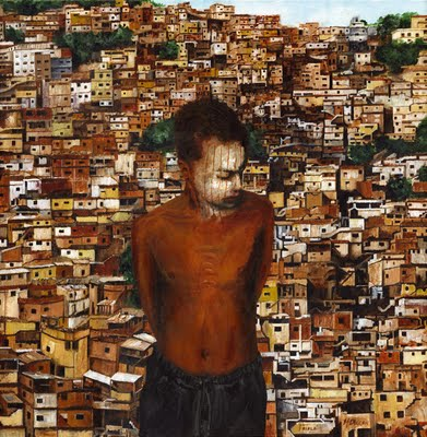 The Favela by Martin Guggan