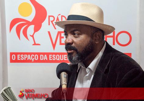 Edson França of UNEGRO