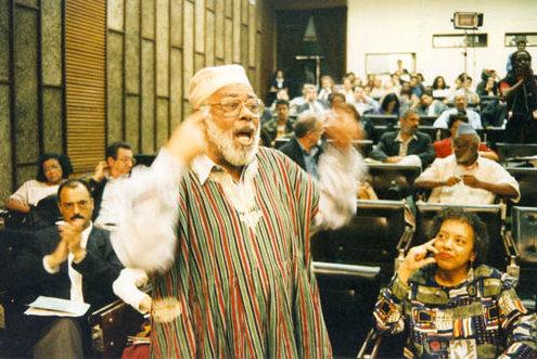 Nascimento was the most outspoken Afro-Brazilian activist having taken the black struggle in Brazil onto the international stage