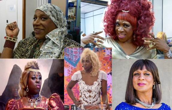 The trend of Afro-Brazilian males dressed in drag in Globo TV productions