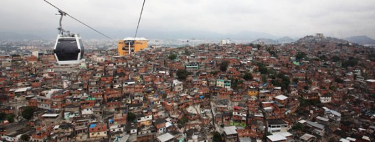 Cable cars in the community of Alemão came to halt after teen gunned down