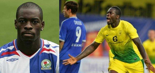 Congolese player Christopher Samba of Dínamo de Mosco (Dynamo Moscow) was also a victim of racism