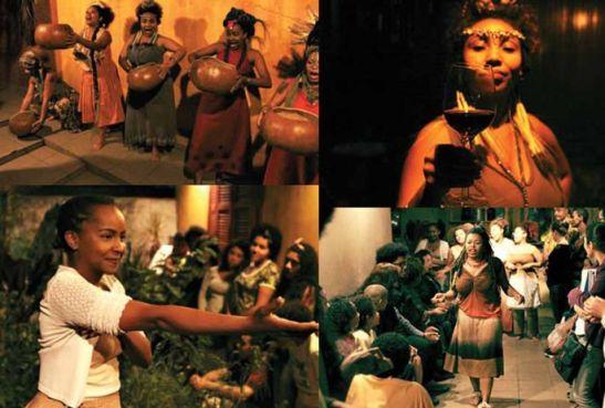 'Sangoma' - Cia Capulana of Arte Negra
