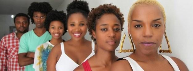 The cast of the You Tube program 'Tá Bom Pra Você?'