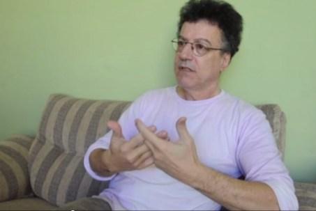 Professor Manoel Luiz Malaguti