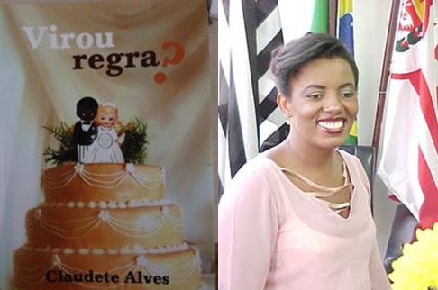 """""""Virou Regra?"""" (It Became the Rule?) (2010/Scortecci) by Claudete Alves"""