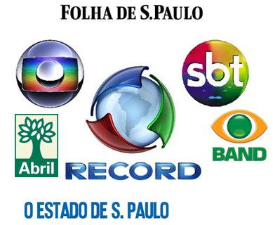 Brazil's major media outlets