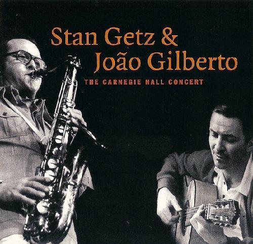 Stan Getz and João Gilberto