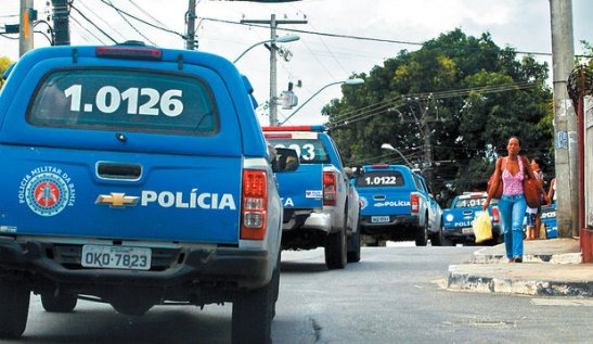 The region remains calm but tense with increased police presence