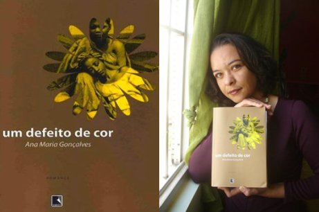 Um defeito de cor (A defect of color), a novel by Ana Maria Gonçalves, is an exception in Brazilian literature