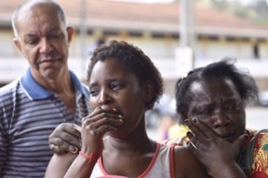 Patrícia's family follows the investigation
