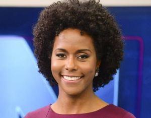 Journalist Maria Júlia Coutinho