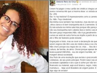 estudante da ufrb c3a9 vc3adtima de racismo
