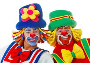 Patati and Patatá is a Brazilian clown duo that is known as the 'most beloved clowns in Brazil'