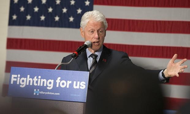 Bill Clinton - we're all mixed