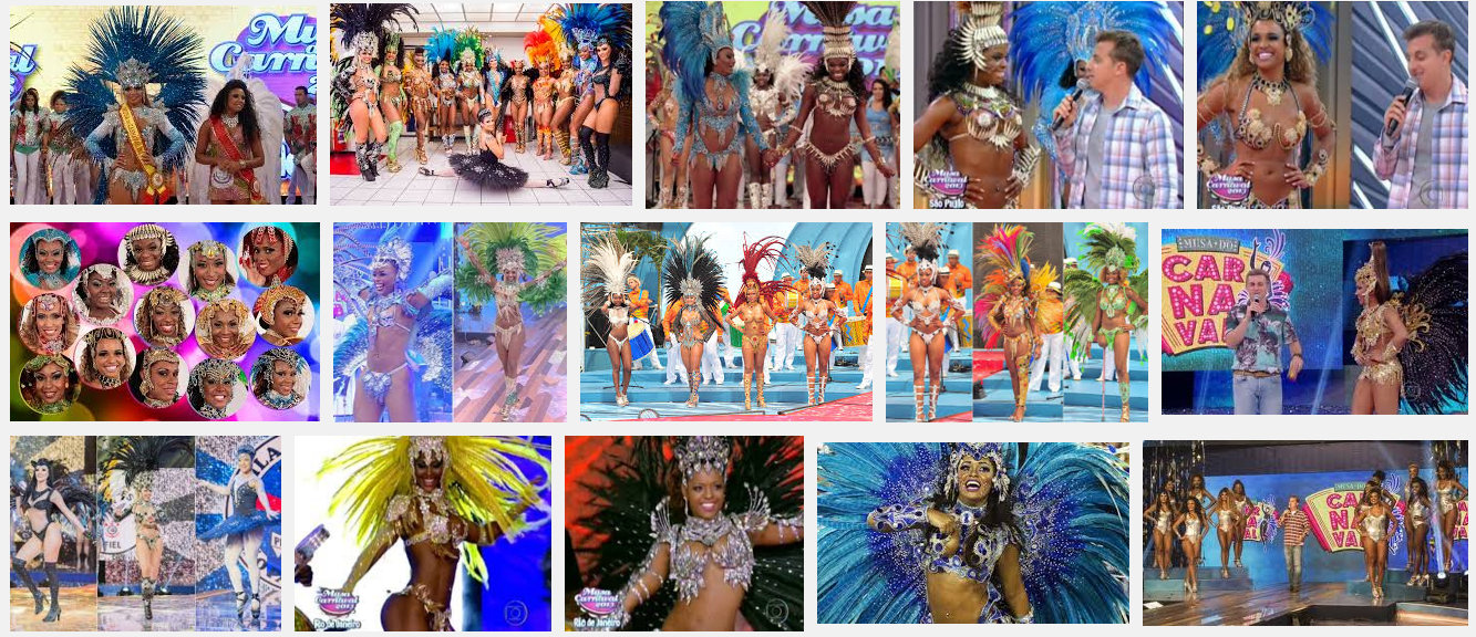 Huck Carnaval Musas