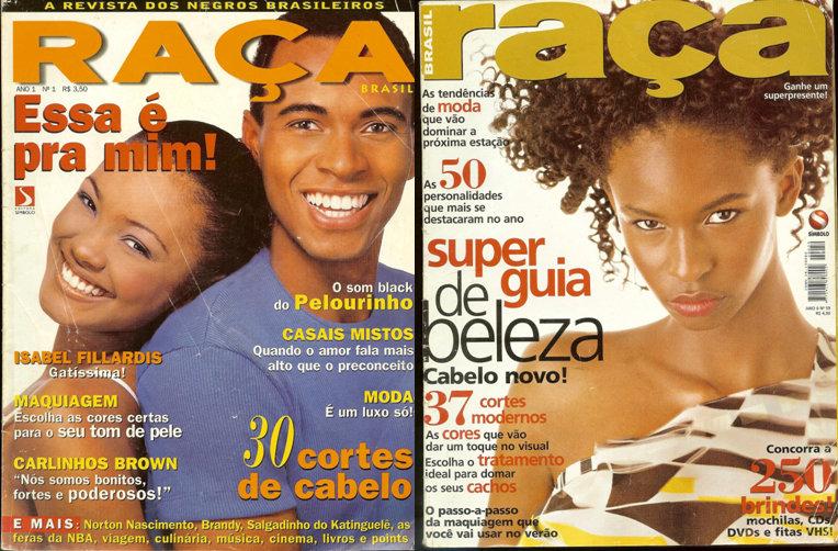 Revista dos Negros Brasileiros (issue 1, issue 59)