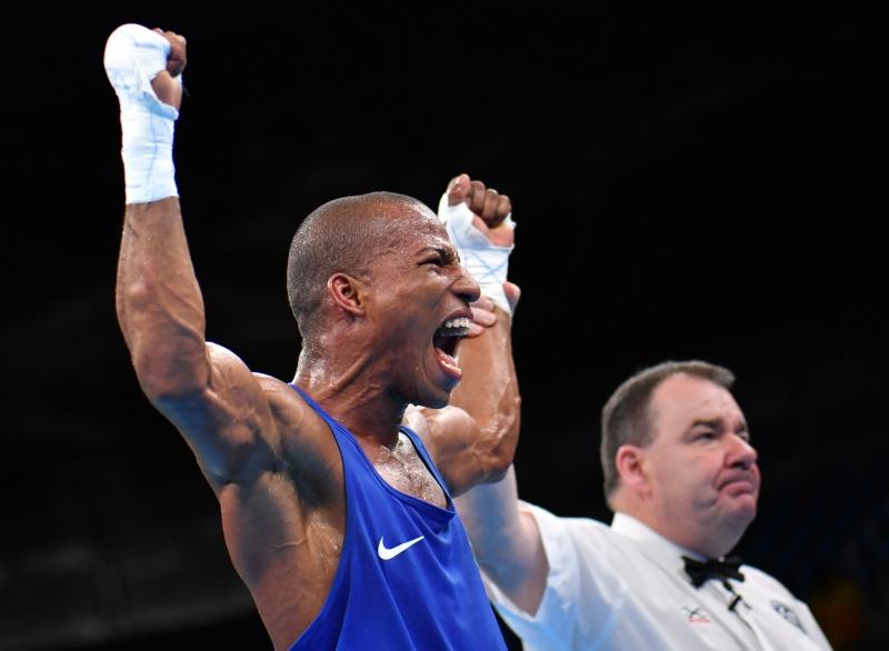 Robson Conceição garantiu a quarta medalha do Brasil nos Jogos Olímpicos