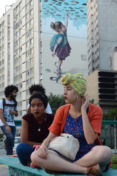 Ato em São Paulo lembra Dia Internacional da Mulher Negra