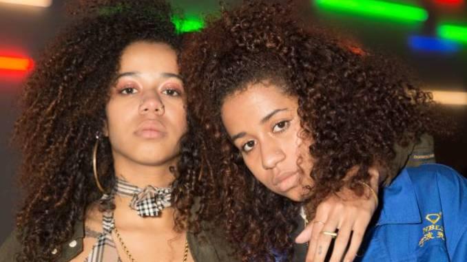 Twin Daughters Of Nigerian Father And Brazilian Black Women Of Brazil