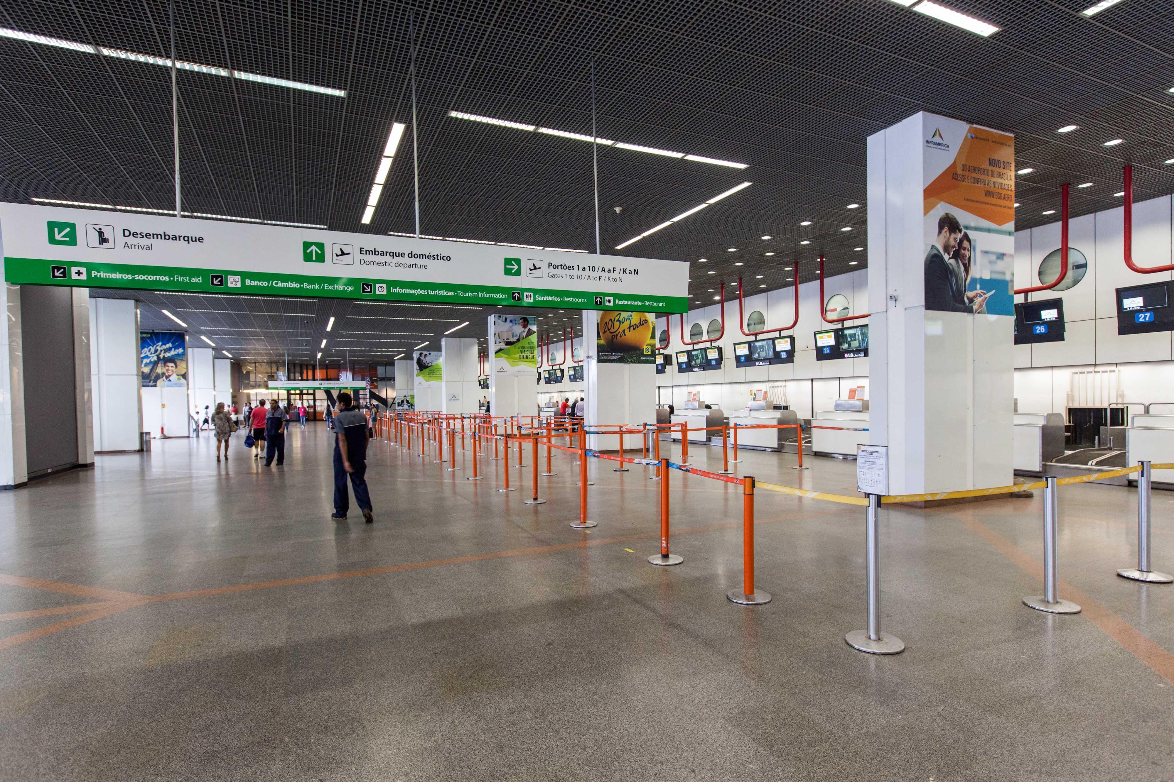 Brasília - aeroporto