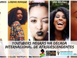 onu mulheres lanc3a7a ac3a7c3a3o digital com youtubers negras para combater o racismo