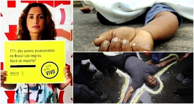 Violência - guerra aos jovens, negros e pobres das periferias (3)