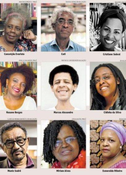 autores negros