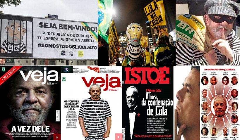 Lula- collage