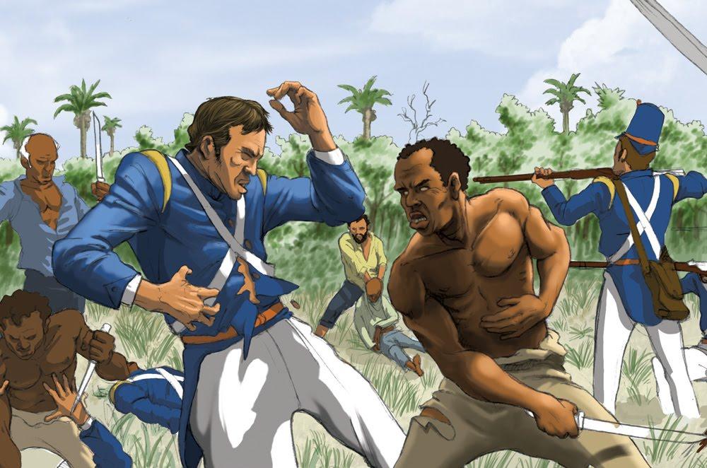 Lutas dos escravos - A Balaiada e a insurreição de escravos no Maranhão