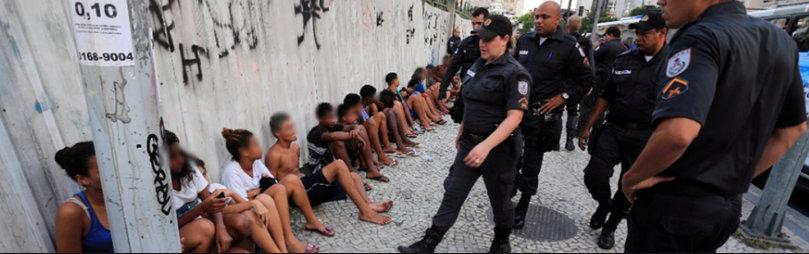Jovens parados pela polícia sem justa causa têm direito de resistir, afirmam especialistas (Justificando)