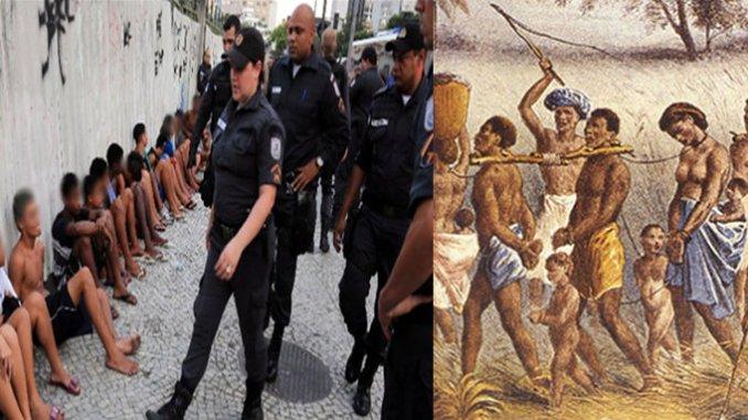 sc3b3 a escravidc3a3o nc3a3o explica a condic3a7c3a3o atual do negro brasileiro