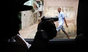 fear of police violence and unjust accusations is higher among the black population of rio