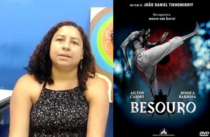 Besouro - professora