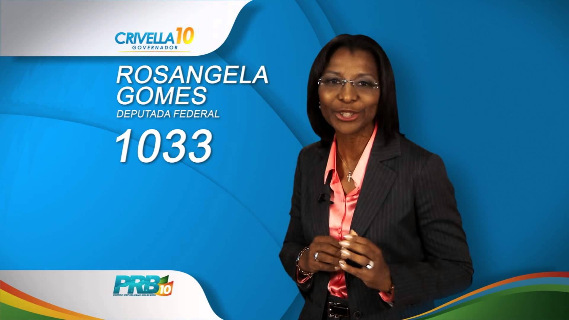 Rosângela Gomes (PRB)