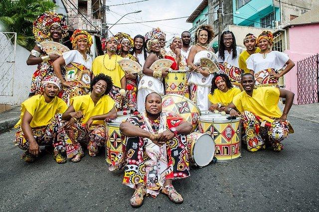 bloco Afro Ilê Aiyê 2
