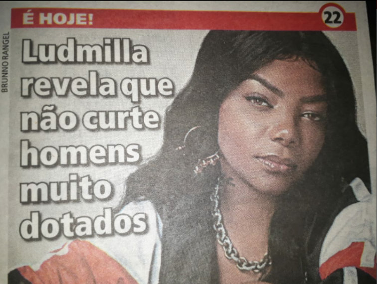 Ludmilla - dotado