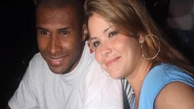 NBA player Leandro Barbosa and ex wife Samara Felippo