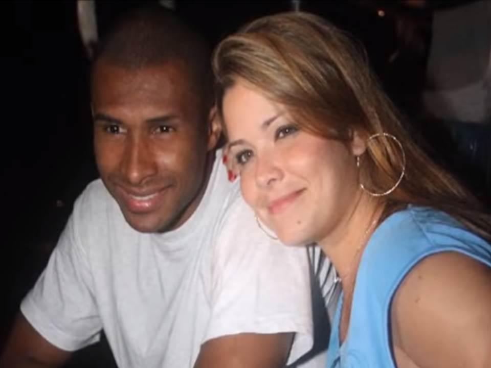 NBA player Leandro Barbosa and ex-wife Samara Felippo