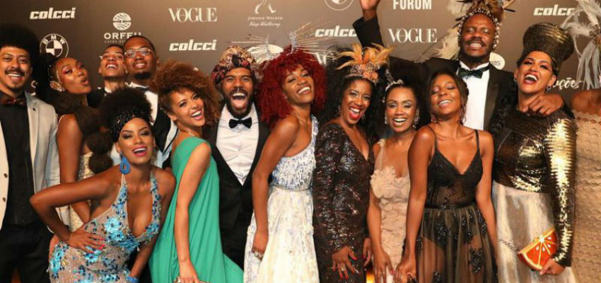 Black guests at Vogue Brasil Ball generates controversy on racism