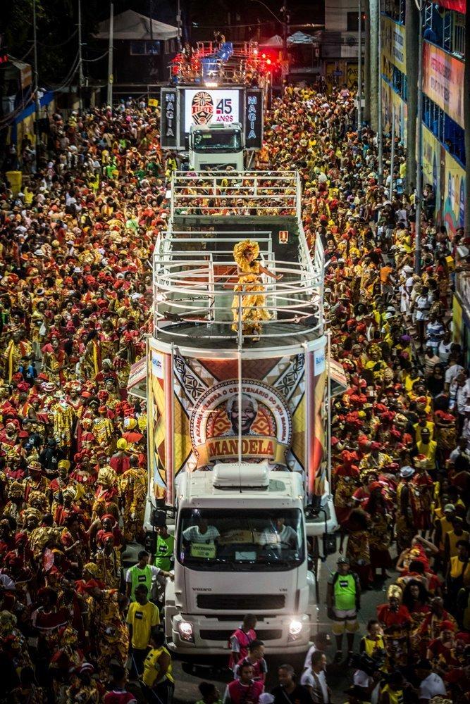 Ilê Aiyê, bloco que ressignificou o Carnaval de Salvador