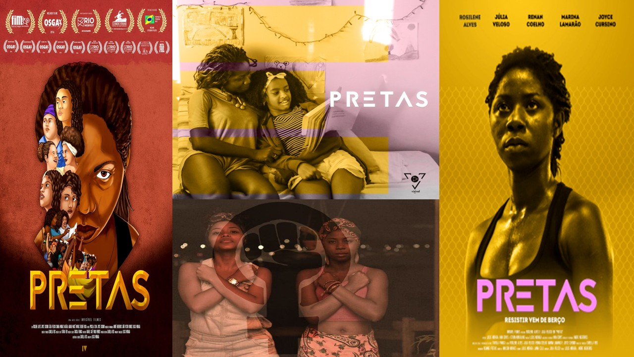 "Web Series ""Pretas"" All About a black woman boxer in the Amazon"