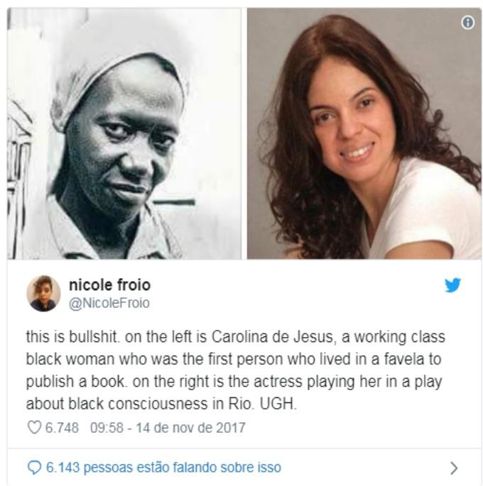 Carolina controvery